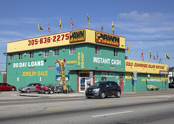 Miami pawn shop US Pawn & Jewelry