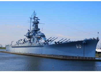 Mobile places to see USS Alabama
