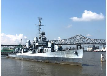 Baton Rouge places to see USS KIDD Veterans Museum