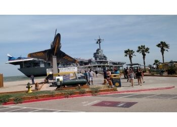 Corpus Christi places to see USS Lexington Museum