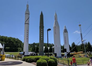 Huntsville places to see U.S. Space & Rocket Center