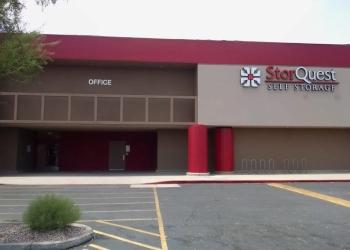 Chandler storage unit StorQuest Self Storage