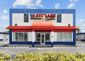 Hialeah storage unit US Storage Centers