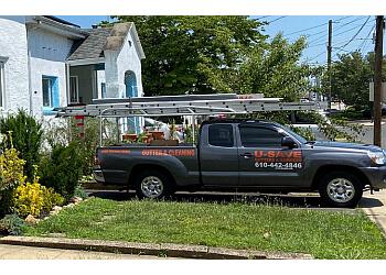 Philadelphia gutter cleaner U-Save Gutters & Services
