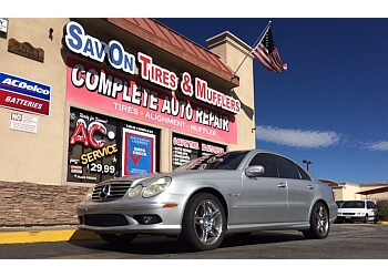 Palmdale car repair shop U Saveon Tire & Auto Repair