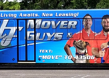 Gainesville moving company Uf Mover Guys, LLC