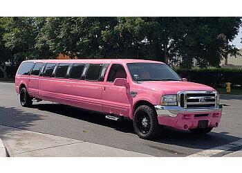 Riverside limo service Ultimate Limousine