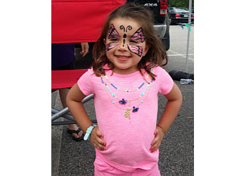 Akron face painting Ultimate Party Entertainment
