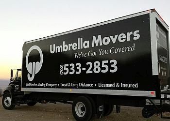 Las Vegas moving company Umbrella Movers, LLC.