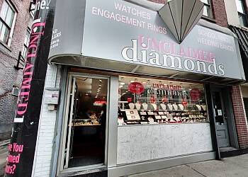 Philadelphia jewelry Unclaimed Diamonds