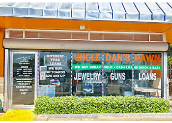 Dallas pawn shop Uncle Dan's Pawn