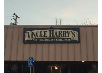 Fresno bagel shop Uncle Harry's New York Bagelry