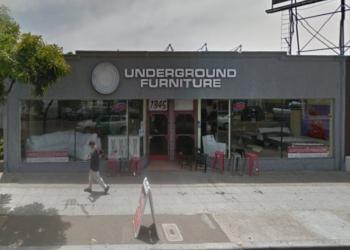 San Diego furniture store Underground Furniture