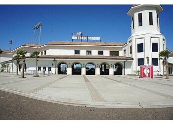 Laredo places to see Uni-Trade Stadium