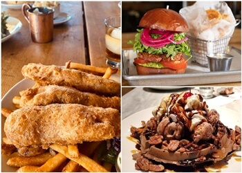 Tucson american cuisine Union Public House