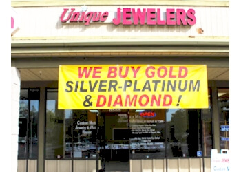 Elk Grove jewelry Unique Jewelers