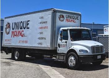 Oxnard moving company Unique Moving Inc.