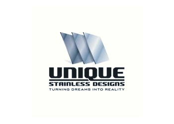 Irving custom cabinet Unique Stainless Designs