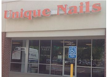 Augusta nail salon Unique nails