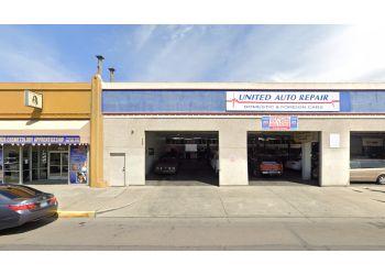 Stockton car repair shop United Auto Repair