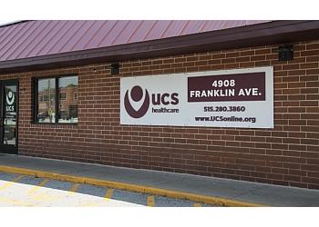 Des Moines addiction treatment center UCS Healthcare