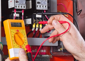 Paterson electrician United Electrical Contracting