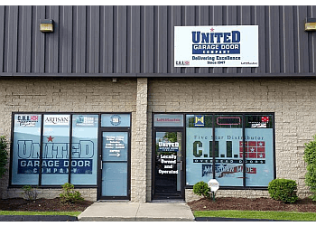 Cleveland garage door repair United Garage Door Company