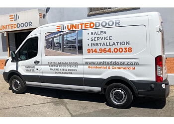 Yonkers garage door repair United Overhead Door Corp.