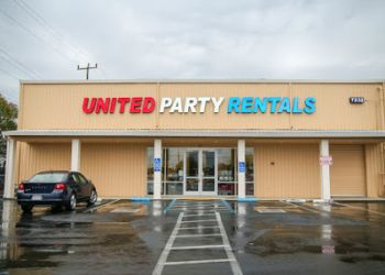 Sacramento event rental company United Party Rentals Inc.