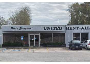 Jacksonville rental company United Rent All Of NE FL Inc