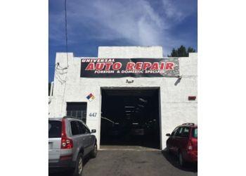 Philadelphia car repair shop Universal Auto Repair inc