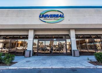 Las Vegas gym Universal Fitness Club