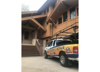 Salt Lake City garage door repair Universal Garage Door Services