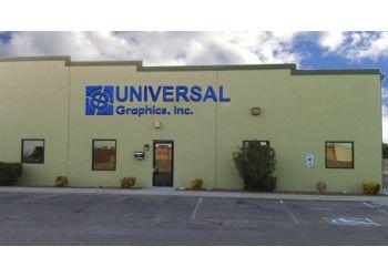 El Paso printing service Universal Graphics, Inc.