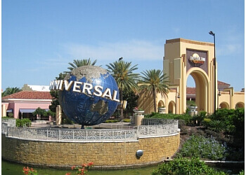Orlando amusement park Universal's Islands of Adventure