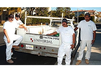 Anaheim painter Universal Painting and Coatings