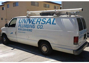 Los Angeles plumber Universal Plumbing Co.