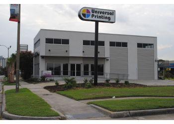 New Orleans printing service Universal Printing