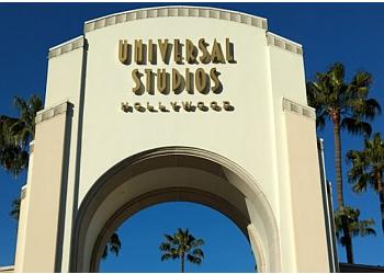 Los Angeles amusement park Universal Studios Hollywood