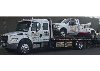 Santa Ana towing company Universal Towing Services