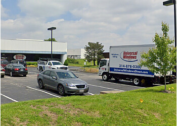 St Louis window company Universal Windows Direct