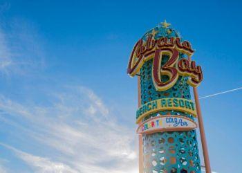 Orlando hotel Universal's Cabana Bay Beach Resort