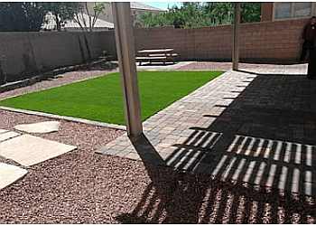 North Las Vegas landscaping company Universe Landscape and Design