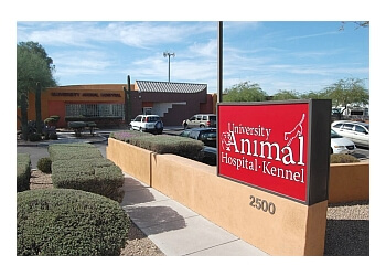 Tempe veterinary clinic University Animal Hospital