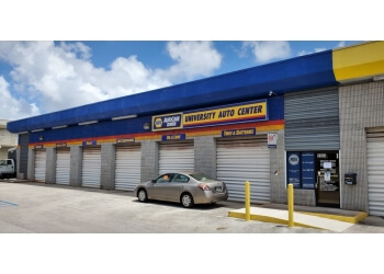 Hollywood car repair shop University Auto Center