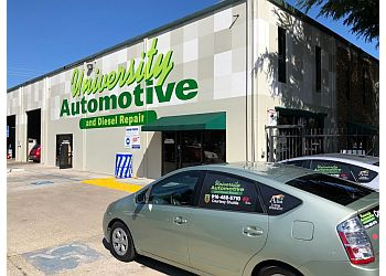 Sacramento car repair shop University Automotive