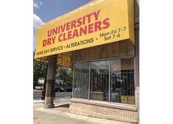 Detroit dry cleaner University Dry Cleaners