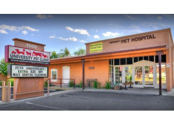 University Pet Clinic Tucson Veterinary Clinics