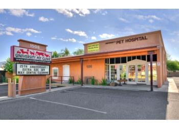 Tucson veterinary clinic University Pet Clinic