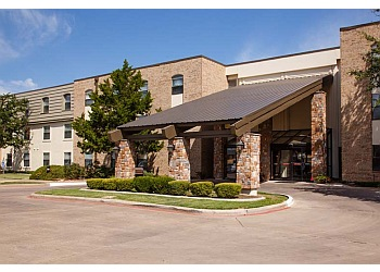 Abilene assisted living facility University Place Independent Living